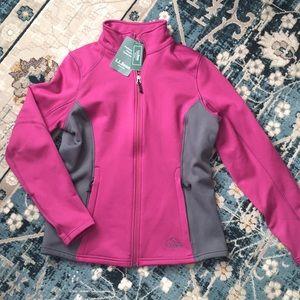 LL Bean Performance Fleece Outerwear - Size M NWT